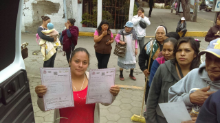 Da GCMDX más de 8 mil aseosrías y servicios legales a afectados por sismo