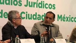 INSTALAN COMISIÓN DE ESTUDIOS JURÍDICOS DEL GOBIERNO DE LA CIUDAD DE MÉXICO