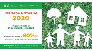 Jornada Notarial 2020