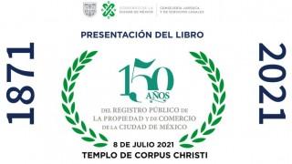 CONCLUYEN LAS ACTIVIDADES POR EL ANIVERSARIO 150 DEL REGISTRO PÚBLICO DE LA PROPIEDAD Y DE COMERCIO