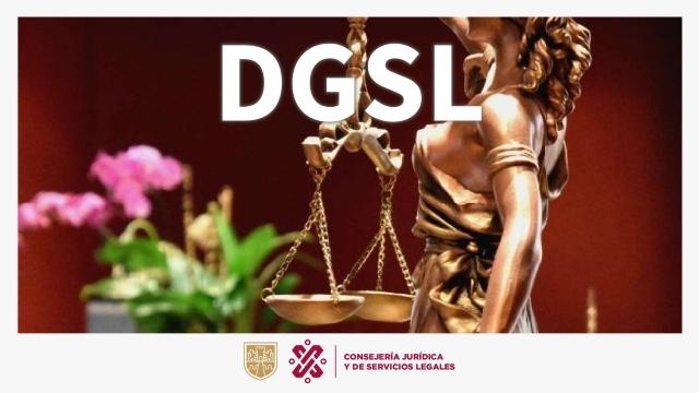 Dirección General de Servicios Legales