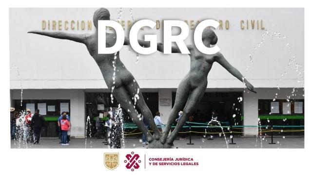 Dirección General del Registro Civil