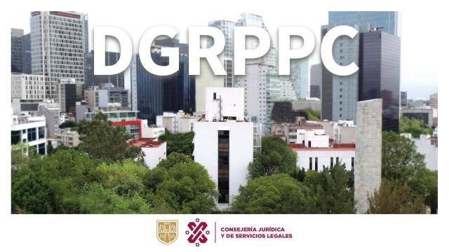 Dirección General del Registro Público de la Propiedad y de Comercio
