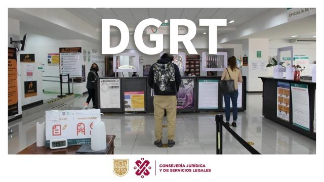 Dirección General de Regularización Territorial